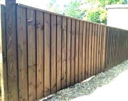 fence small front garden fence ideas
