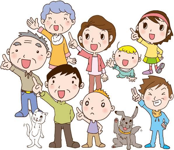 「お婆さん 大家族」の画像検索結果