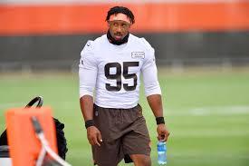 Browns' Myles Garrett Looking Forward To Pushing Rookie Jedrick Wills In  Practice