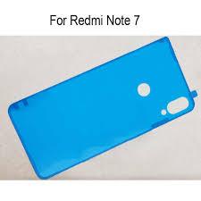 xiaomi redmi note 7 back glass cover
