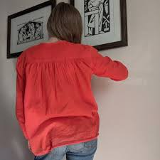 Archer Blouse Hack. I've been wearing this easy Archer hack… | by ...