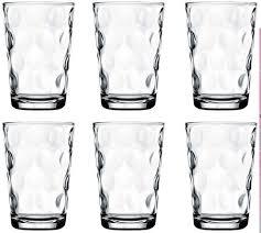 pasabache polka dot glass tumbler set