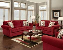 modern red sofa living room ideas