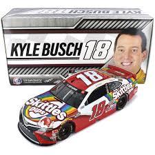 Kyle Busch 1 24 Standard 2020 Skittles Dips Diecast Car