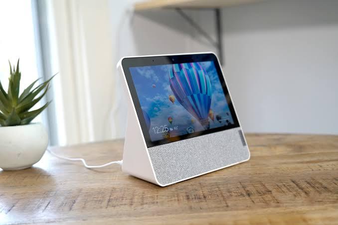 "Image result for Review: Lenovo Smart Display 7 back"""
