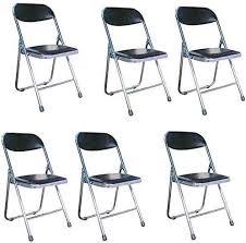 yzjk faux leather folding chair