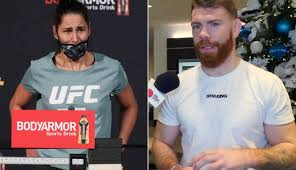 Paul Felder: Jessica Eye shouldn't be proud of barely missing weight