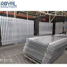 White Metal Fence Panels White Metal Fence Panels Suppliers And Manufacturers At Alibaba Com