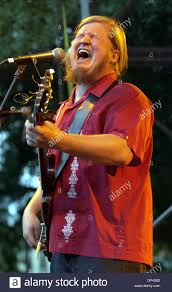 Jul 22 2006 Raleigh Nc Usa Musicians Dillon Fence Perform Live Stock Photo Alamy