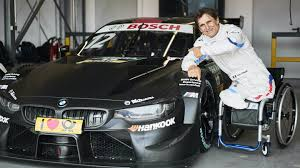Double-Amputee Alex Zanardi Will Race in DTM Without Prosthetic ...