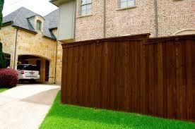 Dallas Stain Pros Fence Staining Plano Frisco Allen Mckinney Home