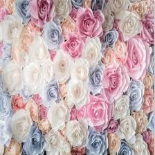 china decorative paintable textile