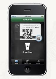 how to load a starbucks card on iphone