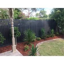 Ekodeck 1800 X 900mm Greystone Composite Screening Bunnings Warehouse In 2020 Backyard Fences Garden Screening Bamboo Screening Fence