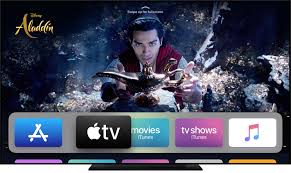Move and hide apps on your Apple TV – Apple Support