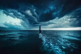 خلفيات على البحر بدقة عالية مداد الجليد
