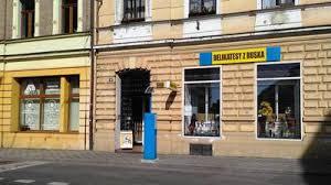 Delikatesy z Ruska (Supermarket, smíšené zboží) • Mapy.cz