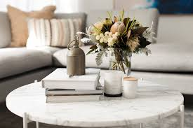 styling your coffee table with ease