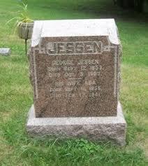 Ada Olson Jessen (1855-1941) - Find A Grave Memorial