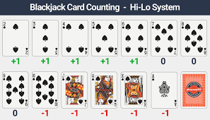 blackjack card counting legal or