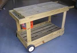 diy potting bench ideas