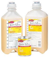 abbott jevity 1 2 cal nutritional