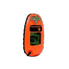 Gallagher 1 5 Volt Battery Fence Volt Current Meter And Fault Finder Orange Ace Hardware