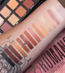 w7 romanced eyeshadow palette