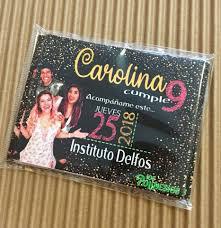 Ladybug Invitacion De Los Polinesios Y Toppers Para Carolina