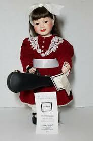 Vintage Hamilton Collection Hillary My First Recital Fine Porcelain Doll  1993 | eBay