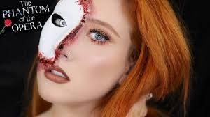 phantom inspired makeup you