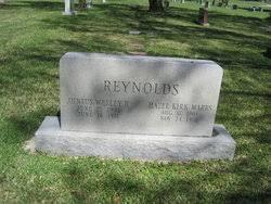 Junius Wesley Reynolds II (1901-1971) - Find A Grave Memorial