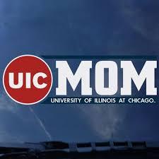 Uic Bookstore Decal Uic Mom