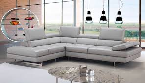 pu leather living room sectional