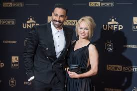 Adil Rami Had Sex With Actress Pamela Anderson 'Twelve Times A Night' -  SPORTbible