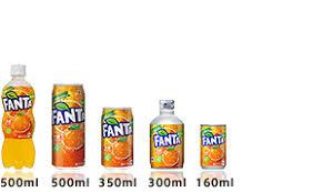 fanta orange 日本コカ コーラ株式会社