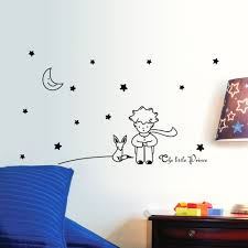 Wayren Usa The Little Prince Wall Sticker Mural Art Vinyl Decals Wall Stickers Home Decor Walmart Com Walmart Com