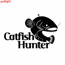 Hot Sell Catfish Hunter Fishing Funny Body Car Stickers Vinyl Decal Accessories Car Styling Car Accessories Car Styling Sticker Vinylvinyl Decal Aliexpress