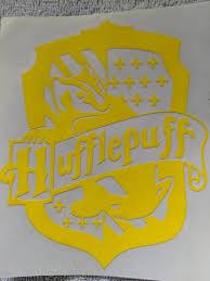 Hogwarts House Crests Slytherin Gryffindor Hufflepuff Ravenclaw V Ftw Custom Vinyl
