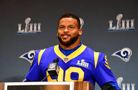 Los Angeles Rams: Aaron Donald is a sneaky good MVP candidate