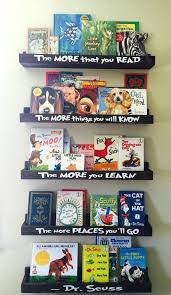 Dr Seuss Book Shelves Floating Book Ledge Book Ledges 30 Bookshelf Picture Ledge Kid S Fu Book Shelves For Kids Room Happyshappy