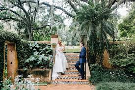our wedding at bok tower gardens the