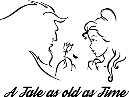 com beauty and the beast disney quotes decals for rooms