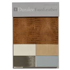 duralee fabric sheridan faux leather