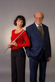 Concerto del duo Sonja Sanders (flauto) e Dietmar Graf (organo) nella  cattedrale di Acquaviva delle Fonti - VentiperQuattro