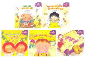 Bộ sách Phát triển trí não sớm cho trẻ từ 0-2 tuổi