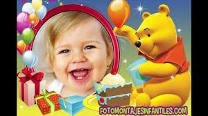 Tarjetas De Cumpleanos De Winnie Pooh Youtube