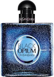 yves saint lau black opium intense