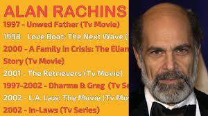 ALAN RACHINS MOVIES LIST - YouTube