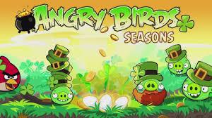 Angry Birds Seasons music - Go Green, Get Lucky - YouTube
